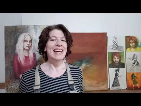Kunst und Inspiration - Wie ich auf kreative Ideen komme