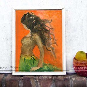 Kunstdruck Aphrodite von Laumee