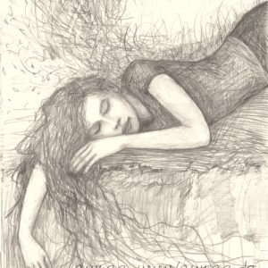Zeichnung von Laumee: Dream
