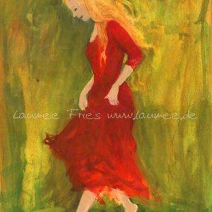 Laumee Fries Tanzende Bild