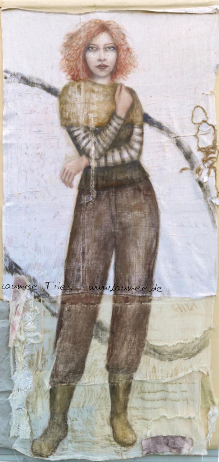 Scraps & Stories: Textile Art