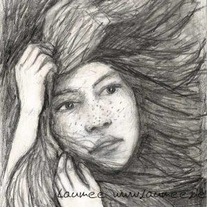 Zeichnung Storm von Laumee