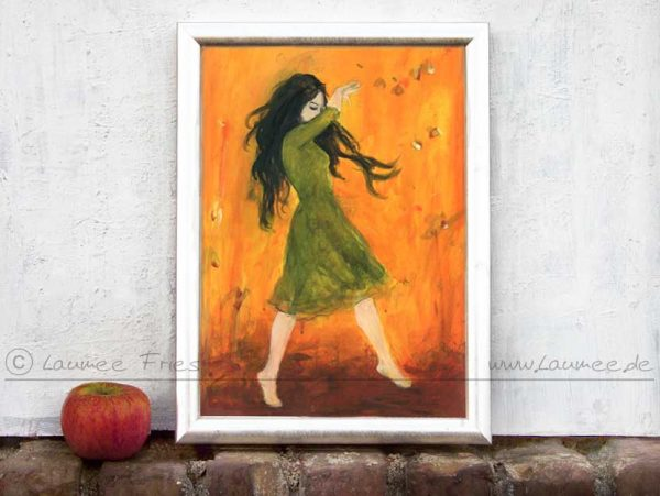 Laumee- Kunstdruck Tanzende