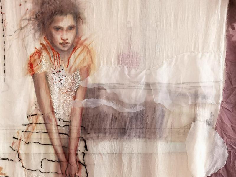 Textilkunst Laumee
