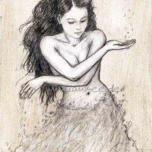 Laumee Fries - Zeichnungen - Wasser