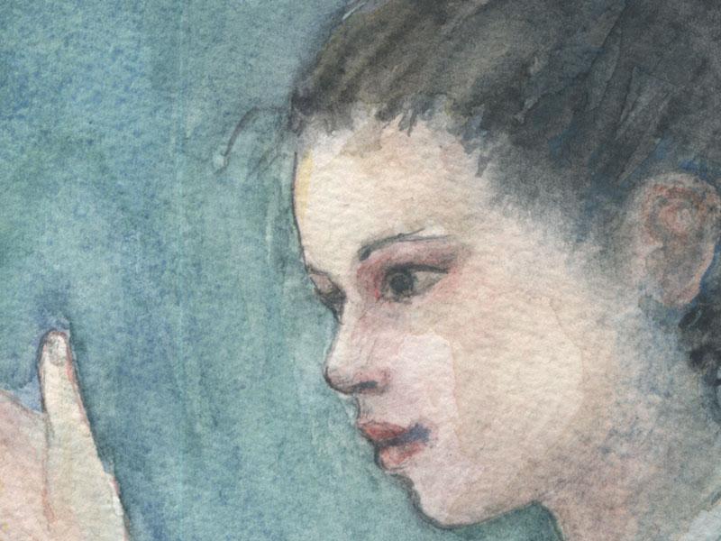 Märchen Zeichnung Laumee